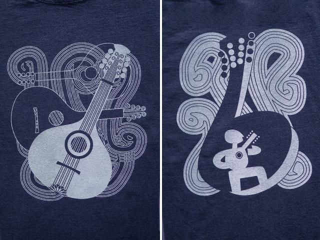 hinolismo-ヒノリズモ-迷えるTシャツ-Bandolim-バンドリンTシャツ
