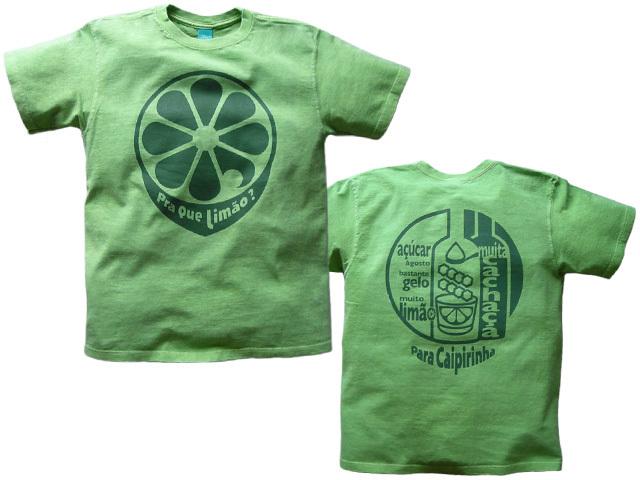 新カイピリーニャTシャツ-ブラジルと日本をTシャツでデザインするお店hinolismo