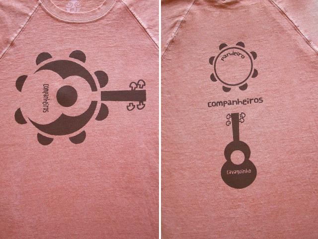 hinolismo-Companheiros コンパニェイロスTシャツ-こだわるお客さまの迷えるTシャツ