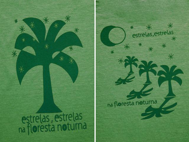 hinolismo-ヒノリズモ-迷えるTシャツ-Estrelas(エストレラス)Tシャツ