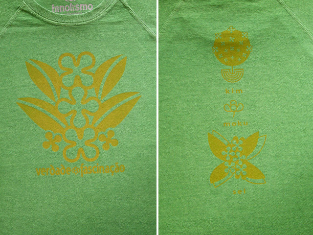 hinolismo-ヒノリズモ-迷えるTシャツ-金木犀