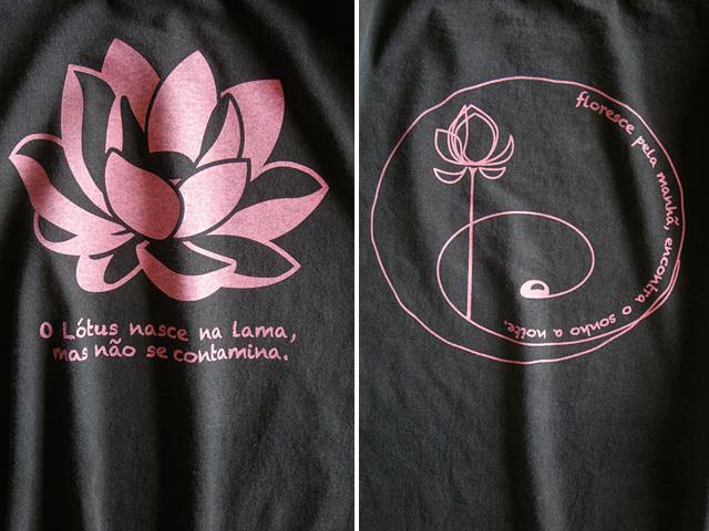 hinolismo迷えるTシャツ Lotus(ロータス)
