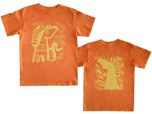 hinolismo-ヒノリズモ-愛と平和と自由と平等のCAVALO(馬)Tシャツ-